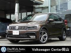 VW ティグアンTSI Rライン デジタルメーター 全方位カメラ 認定中古車