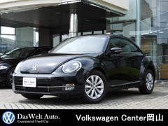 VW ザ・ビートルデザインレザーパッケージ ナビ アドバンスドキー 認定中古車