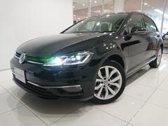 VW ゴルフTSIハイライン 黒レザー 9.2インチ純正ナビ 認定中古車
