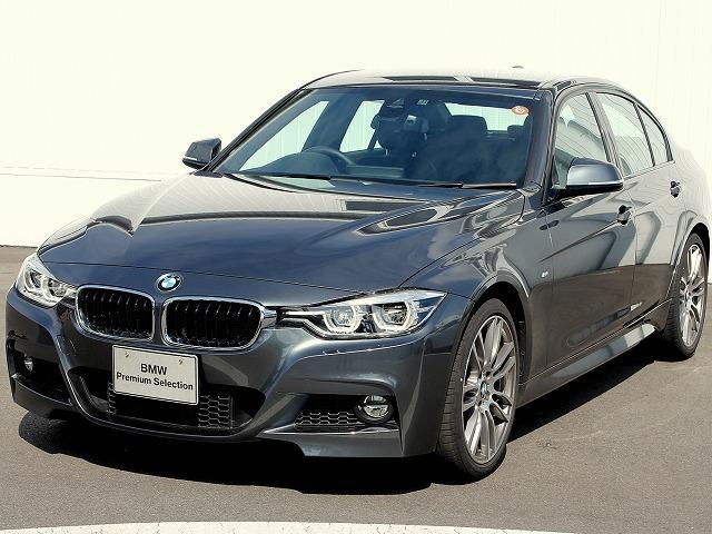 BMW 3シリーズ 320d Mスポーツ後期 LEDライト ACC...