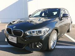 BMW118i Mスポーツコンフォート・Pサポートクルコン車線逸脱
