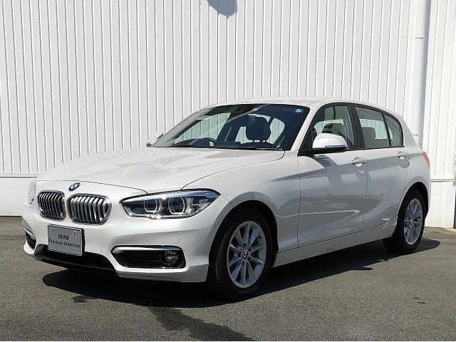 BMW 118i スタイル クルコン Pサポート 車線逸脱 LED