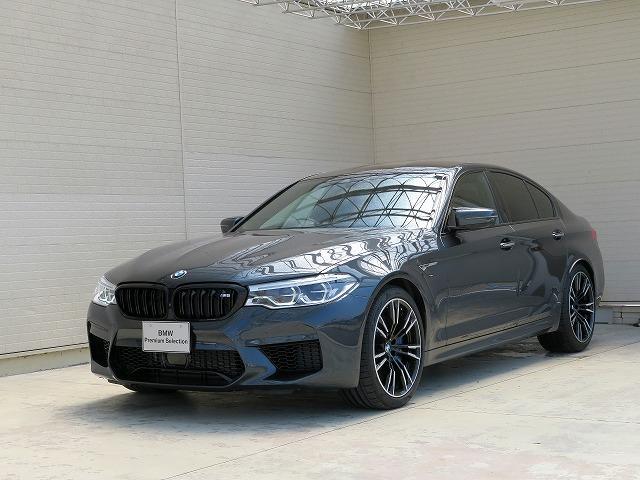BMW M5 茶革エアシート 20AW LED ハーマンカードン