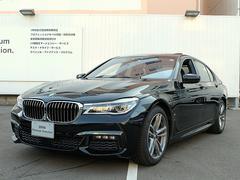 BMW740eアイパフォーマンス Mスポーツ19AW 黒革 ACC