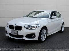 BMW118d Mスポーツ 黒革 Aクルコン Pサポート 17AW