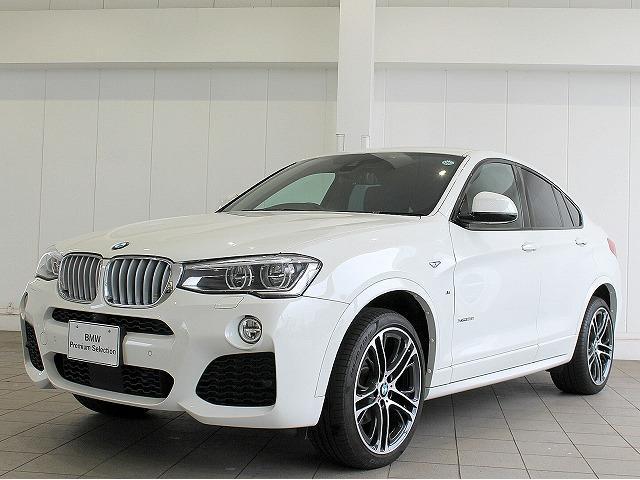 X4(BMW)xDrive 28i Mスポーツ 中古車画像