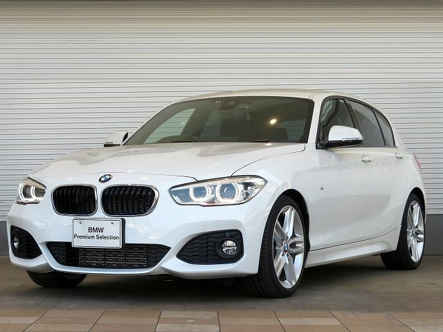 BMW 118i Mスポーツ 18AW コンフォート&Pサポート