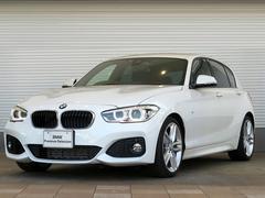 BMW118i Mスポーツ 18AW コンフォート&Pサポート