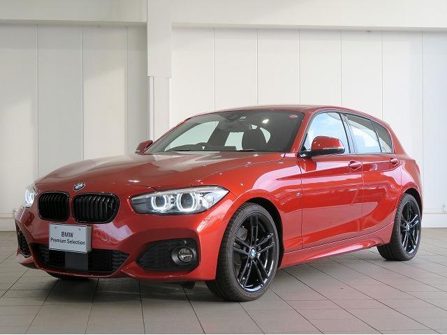 BMW 118i Mスポーツ エディションシャドー 黒革 18AW