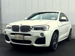 BMW X4xDrive 28i Mスポーツ LEDライト 20AW茶革