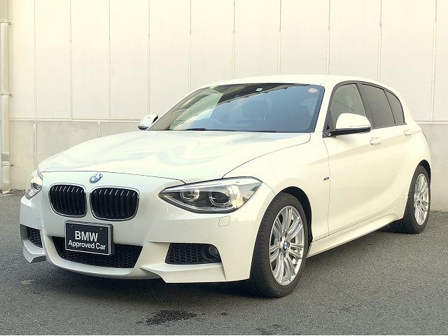 BMW 1シリーズ 116i Mスポーツ キセノン 17AW Pサ...