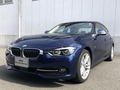 BMW320i スポーツ 白革 LEDライト HUD ACC