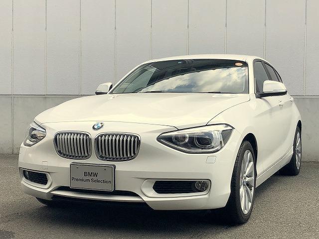 BMW 120i スタイル 17AW パーキングサポートPKG