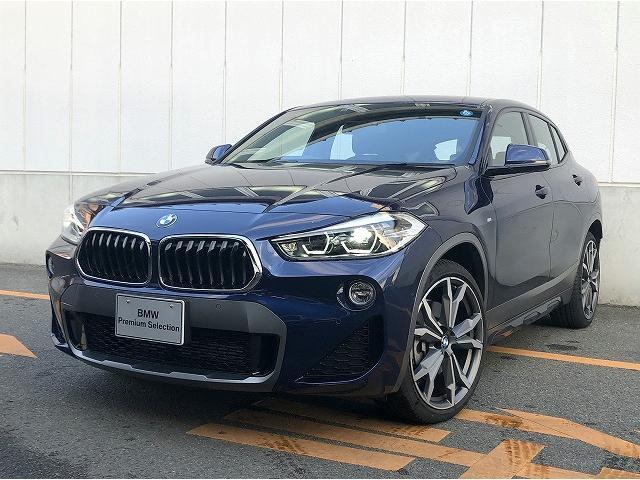 BMW xDrive 20i MスポーツX 20AW ACC HUD