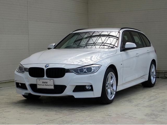 BMW 320i xDriveツーリング Mスポーツ クルコン