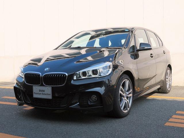 BMW 218iアクティブツアラー Mスポーツ コンフォートP