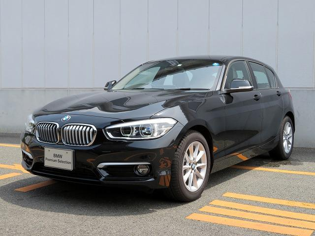 BMW 118i スタイル LED Pサポート スマートキー Gナビ