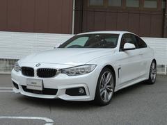 BMW420iクーペ Mスポーツ B48EG LEDヘッド 黒革