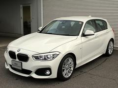 BMW118i MスポーツACCLEDライトPサポート車線逸脱警告