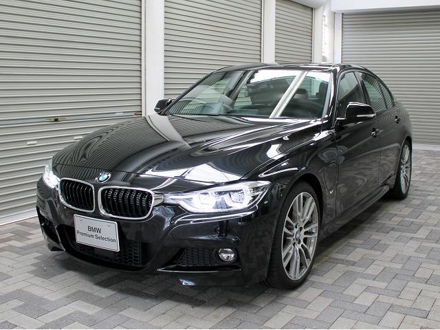 BMW 330e Mスポーツ 黒革 OP19AW Aクルコン LED