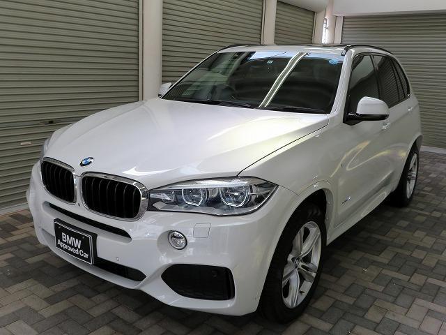 BMW xDrive 35d Mスポーツ WSR 黒革 LEDヘッド