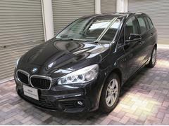 BMW218iグランツアラー Aトランク スマートキー Bカメラ