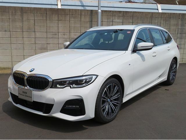 BMW 320d xDriveツーリング Mスポーツ コンフォートパッケージ LEDヘッドライト 18インチアルミ パークディスタンスコントロール 電動リアゲート 純正HDDナビ バックカメラ ETC アクティブクルーズコントロール 認定中古車