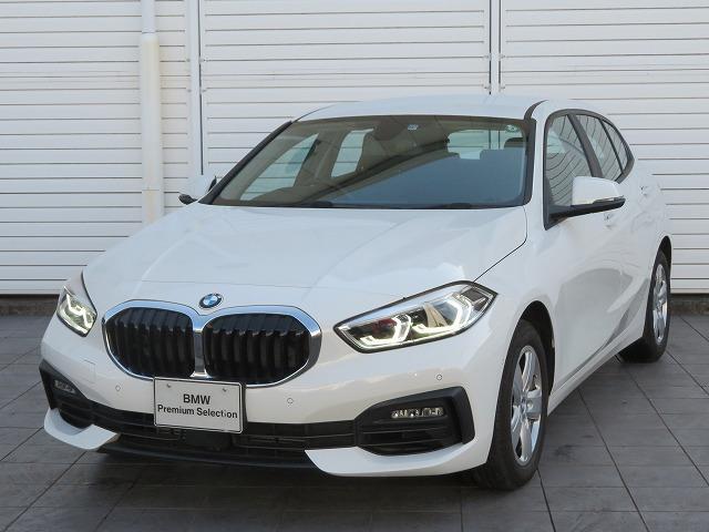 BMW 118i LEDヘッドライト 16AW PDC 純正ナビ iDriveナビ リアビューカメラ 純正ETC 認定中古車