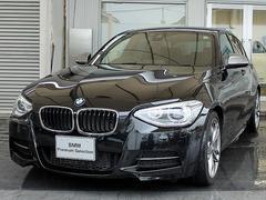 BMWM135i 黒革 Pサポート DアシストPKG
