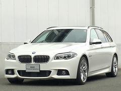 BMW523dツーリング MスポーツLCIモデル 19AW ACC