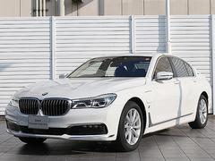 BMW740eアイパフォーマンス黒革 サンルーフACCプラスPKG