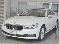 BMW740d xDrive エクゼクティブ SR 黒革 ACC