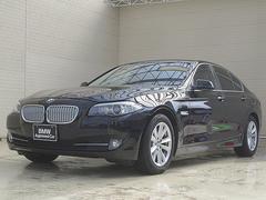 BMW523i ハイラインパッケージ黒革 17AW フルセグPDC