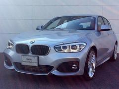 BMW118iMスポーツ18AWスマートキーLEDライトPサポート