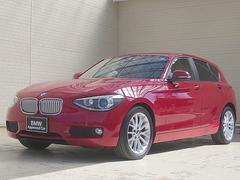 BMW116i ファッショニスタ 後期 限定 白革 Pサポート
