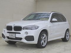 BMW X5xDrive 35i Mスポーツ 7人 WSR LEDライト