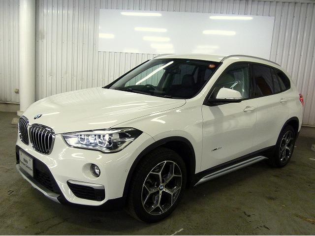 BMW xDrive 18d xライン LEDライト オートトランク