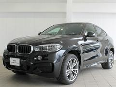 BMW X6xDrive 35i Mスポーツ 20AW サンルーフ 黒革