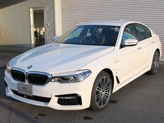 BMW530e Mスポーツアイパフォーマンス19AW 黒革 ACC