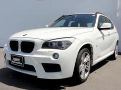 BMW X1xDrive 20i Mスポーツ18AWスマートキー純正ナビ