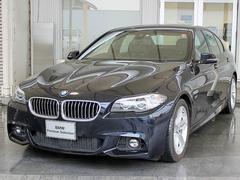 BMW523d Mスポーツ 後期モデル 黒革 ACC 18AW