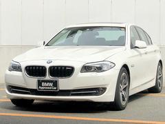 BMWアクティブハイブリッド5 サンルーフ 黒革 エアーシート