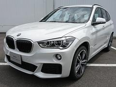 BMW X1sDrive 18i Mスポーツ LEDライト19AW