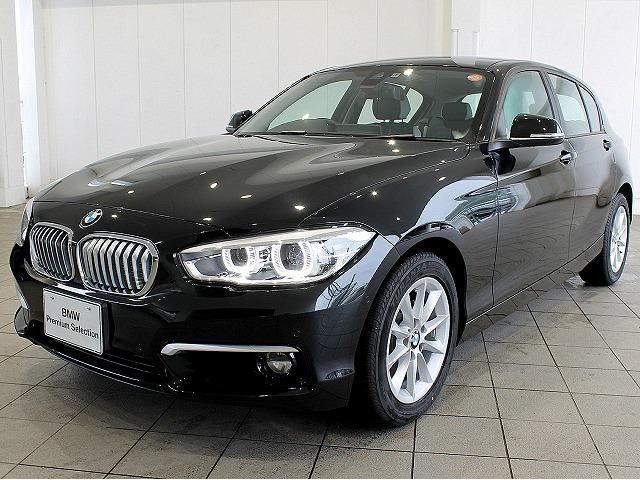 BMW 118i スタイルナビタッチパネルシートヒータークルコン