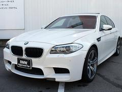 BMWM5SR黒革ベンチレーション20AWHUD4エリアAC
