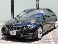 BMW528iラグジュアリーLEDヘッドマルチメーターAクルコン