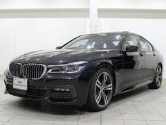 BMW740eアイパフォーマンス MスポーツLED20AWSR茶革