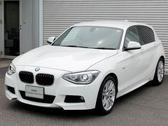 BMW116i MスポーツキセノンパーキングサポートPKG17AW