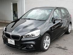 BMW218dアクティブツアラー MスポーツAクルコンHUD