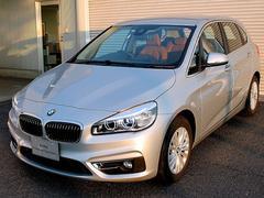 BMW218dアクティブツアラーラグジュアリコンフォートPサポート